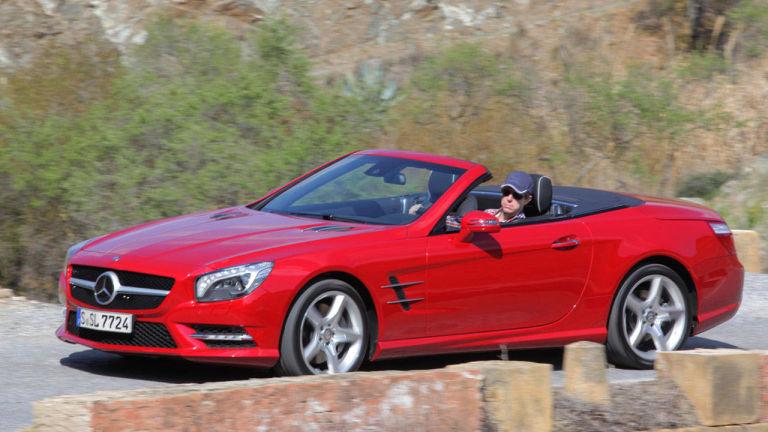 2013 SL550 Roadster Road Test Archive BMW M3 Forum Com E30 M3 ...