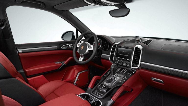 2013 porsche cayenne turbo s - Porsche Cayenne Turbo