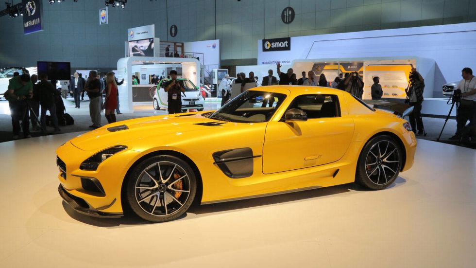 2014 mercedes benz sls amg black series - 2015 Mercedes Benz Sls Amg Black Series