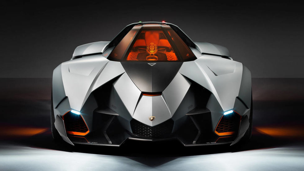 New Lamborghini Nomana Bakes