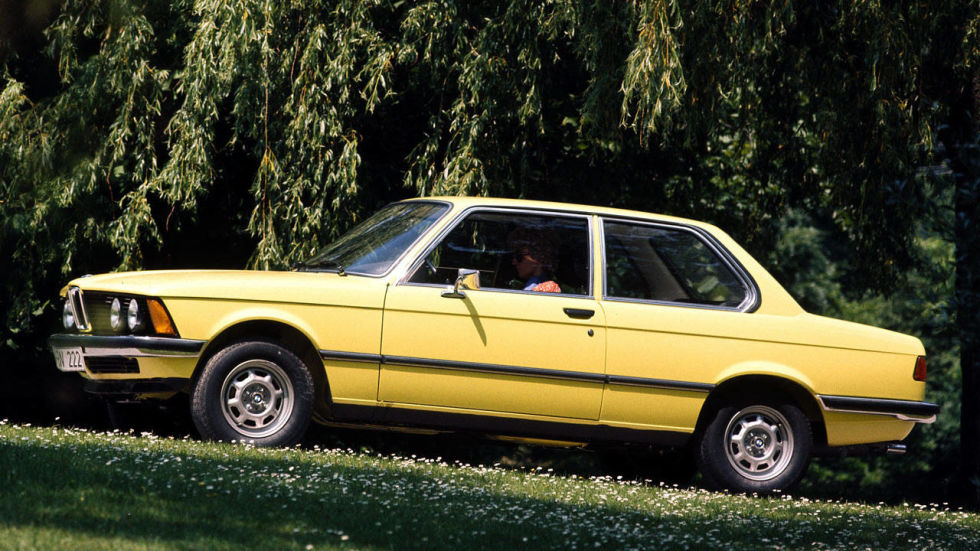Following the success of the runaway-hit BMW 2002 compact sports sedan of 1962-1976, BMW realized that it needed to capitalize on that concept by modernizing the 2002's formula. In 1975, BMW introduced the world to the 3 Series. The first generation, known as the E21, ranged from the anemic, 75-horsepower, 1.6-liter inline-4-powered 315, to the sporty 320is and 323i models, which boasted 110 and 143 horsepower from their injected motors. It was enough to make the 2300 pound first-generation 3 Series a blast to drive. These days, the E21 323i remains a favorite among classic BMW enthusiasts. Keep in mind that the 323i was the top of the line, as the M3 wouldn't be introduced until the second generation of 3 Series. The E21 cars are the most basic and, in many ways, offer the purest 3 Series driving experience.