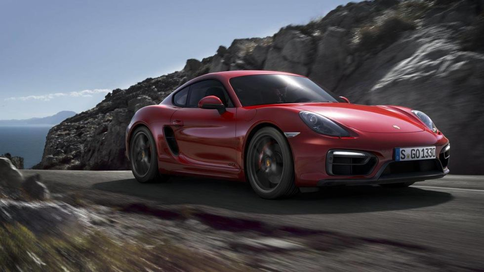 because no one does a special value package like porsche - 2015 Porsche Boxster Gts