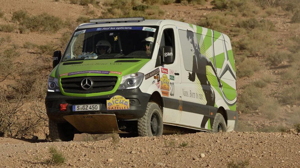 Awesome Off Road Sprinter Vans Mercedes