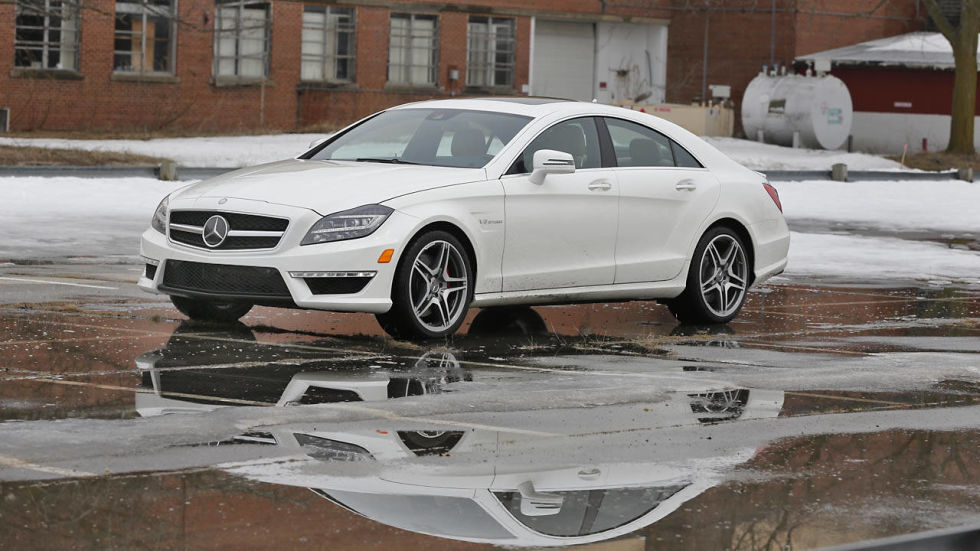 Image gallery 2014 cls63 amg for 2014 mercedes benz cls63 amg 4matic