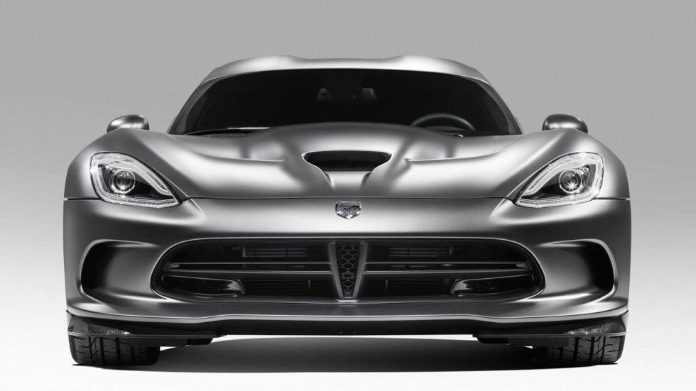 2015 dodge viper gets more power - Dodge Viper 2015