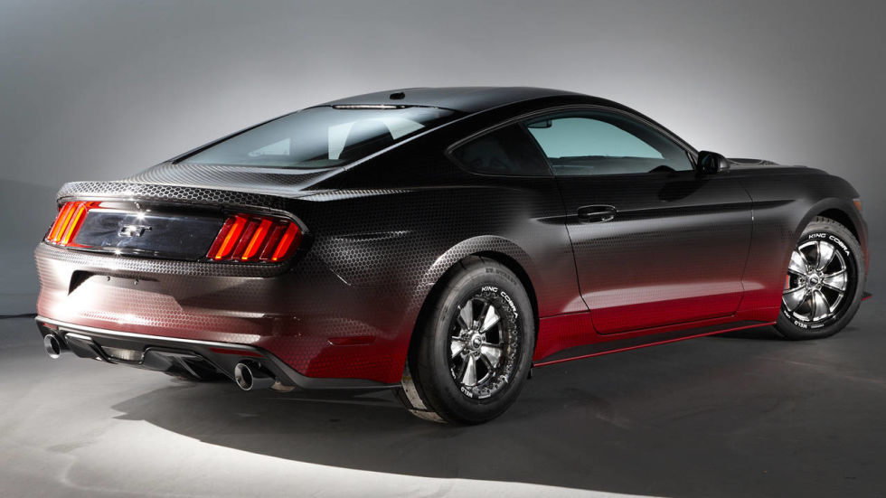 5 things we learned about the ford mustang king cobra - Ford Mustang King Cobra 2015