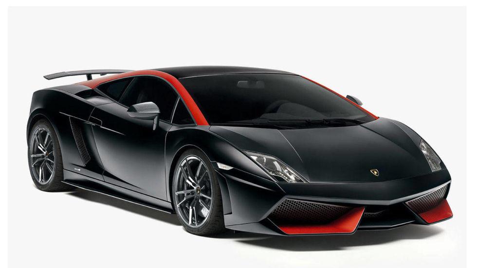 2013 lamborghini gallardo lp570 4 edizione tecnica - Lamborghini Gallardo Spyder Black 2013