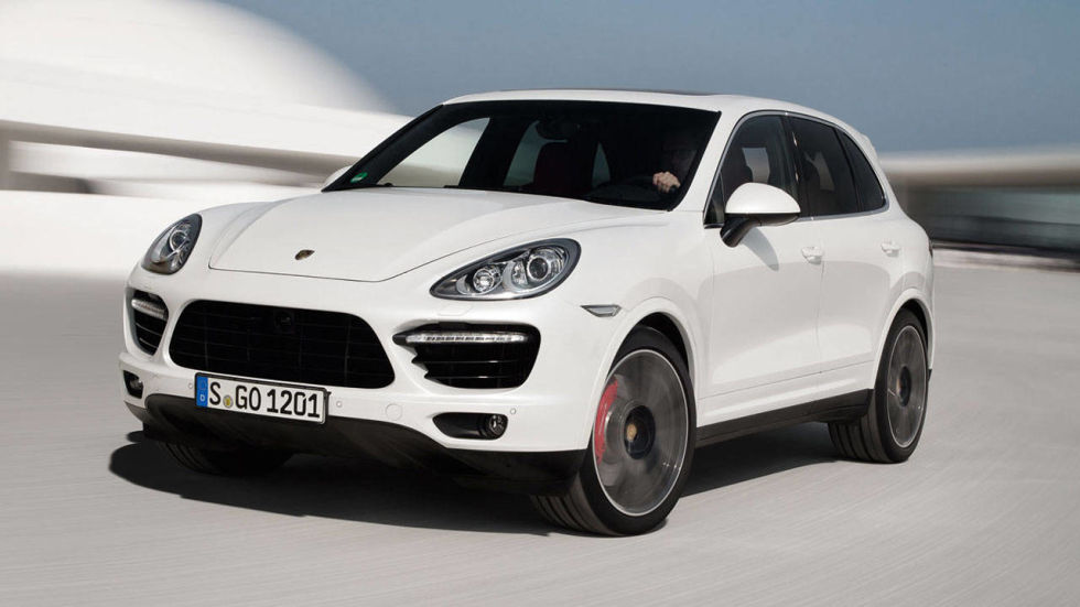 porsche adds 550 horsepower turbo s model to cayenne range - Porsche Cayenne Turbo
