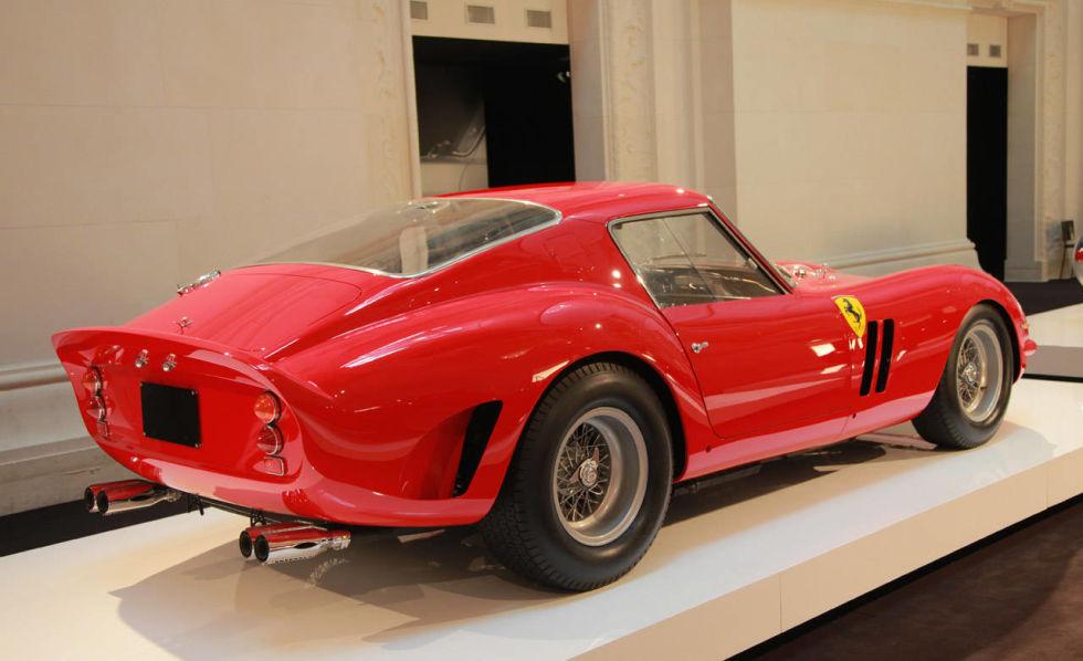 Photos: 1962 Ferrari 250 GTO