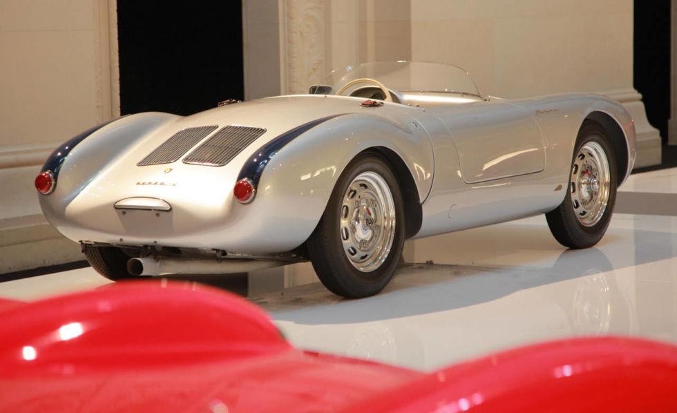 1955 porsche 550 spyder - 1955 Porsche Spyder 550