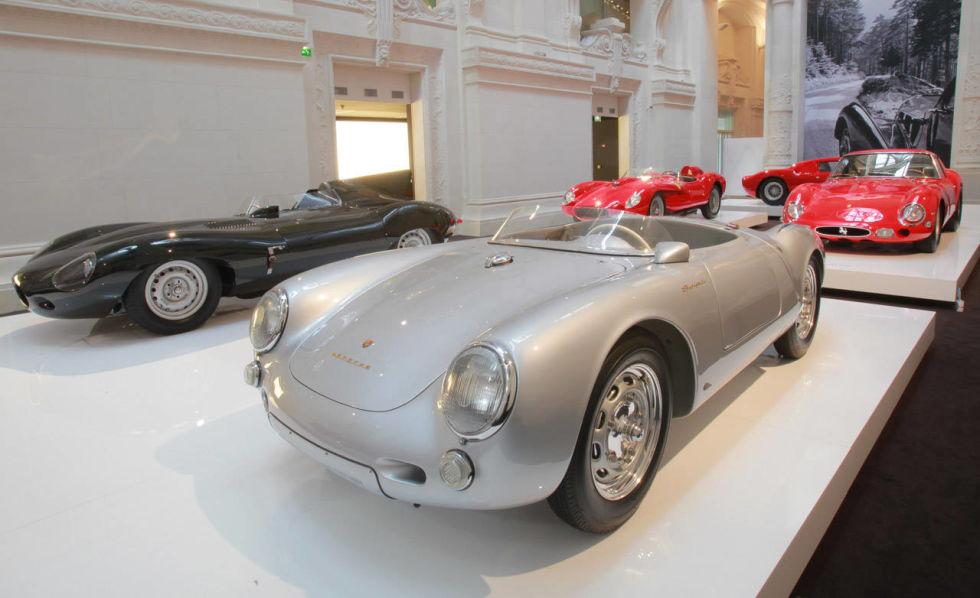 photos 1955 porsche 550 spyder - 1955 Porsche Spyder 550