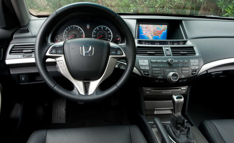 Image Gallery 2011 Accord Ex L