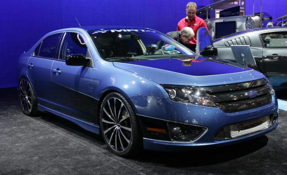 2010 ford fusion mrt t4 - 2010 Ford Fusion Custom Rims
