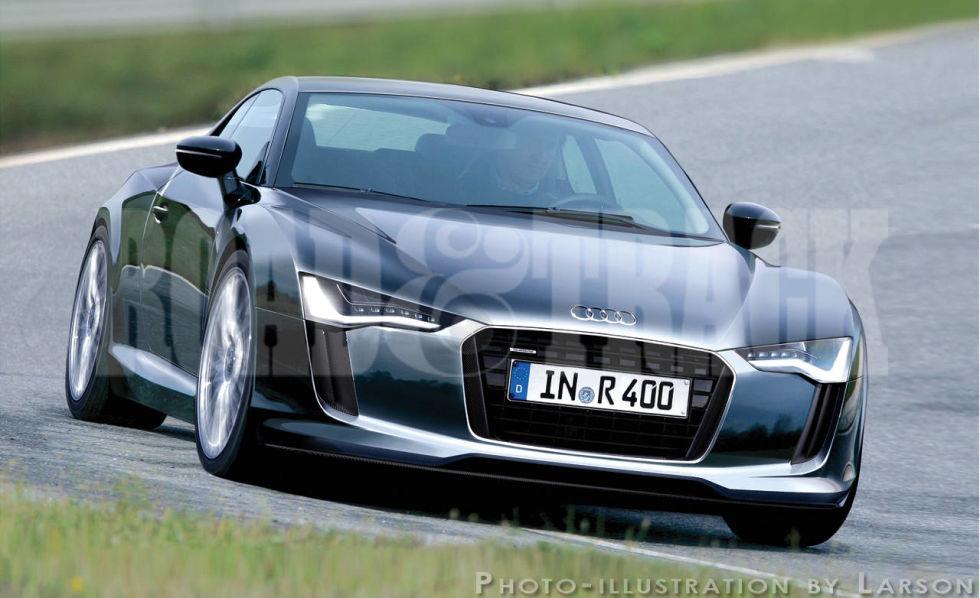sports cars of the future 2014 audi r4 e tron - Sports Cars Of The Future
