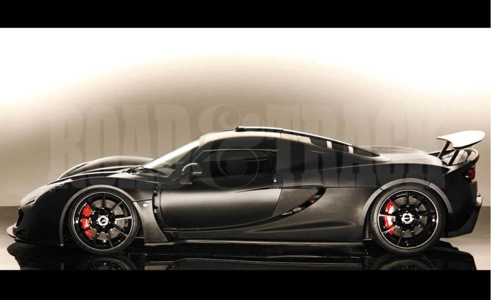 sports cars of the future 2011 hennessey venom gt - Sports Cars Of The Future