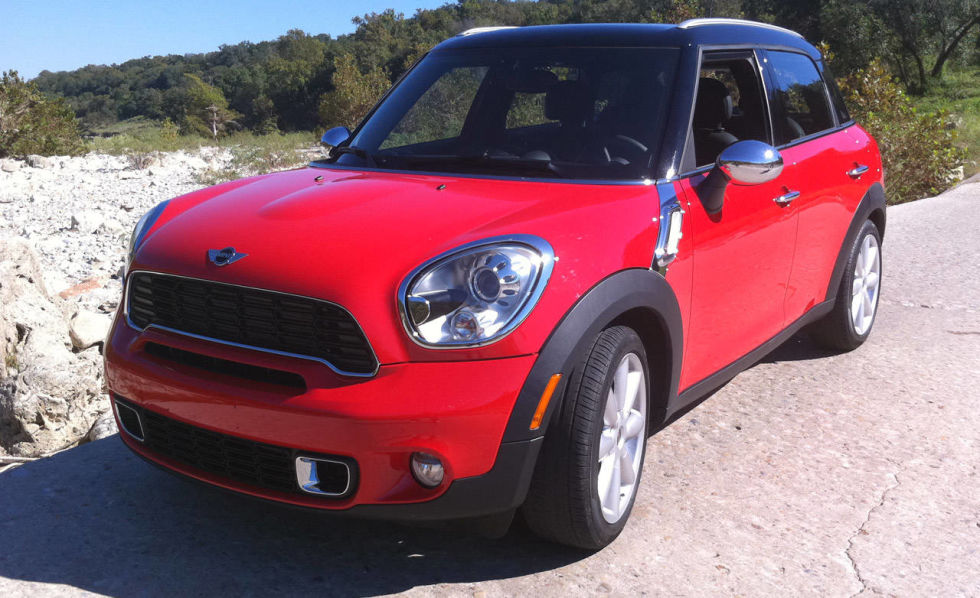 2011 mini cooper countryman red 200 interior and. Black Bedroom Furniture Sets. Home Design Ideas