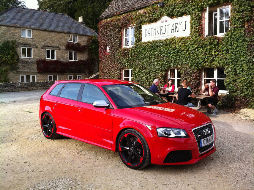 driven 2012 audi rs3 sportback. Black Bedroom Furniture Sets. Home Design Ideas