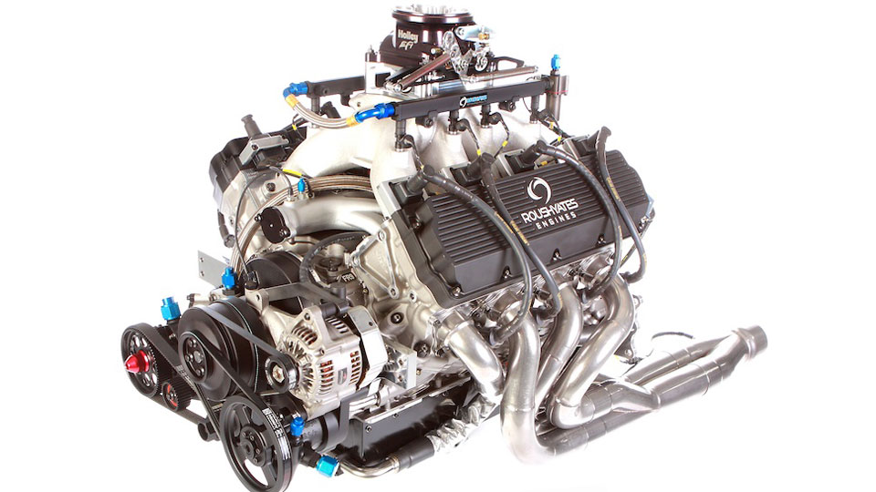 Penske Racing to use Roush Yates Engines in NASCAR