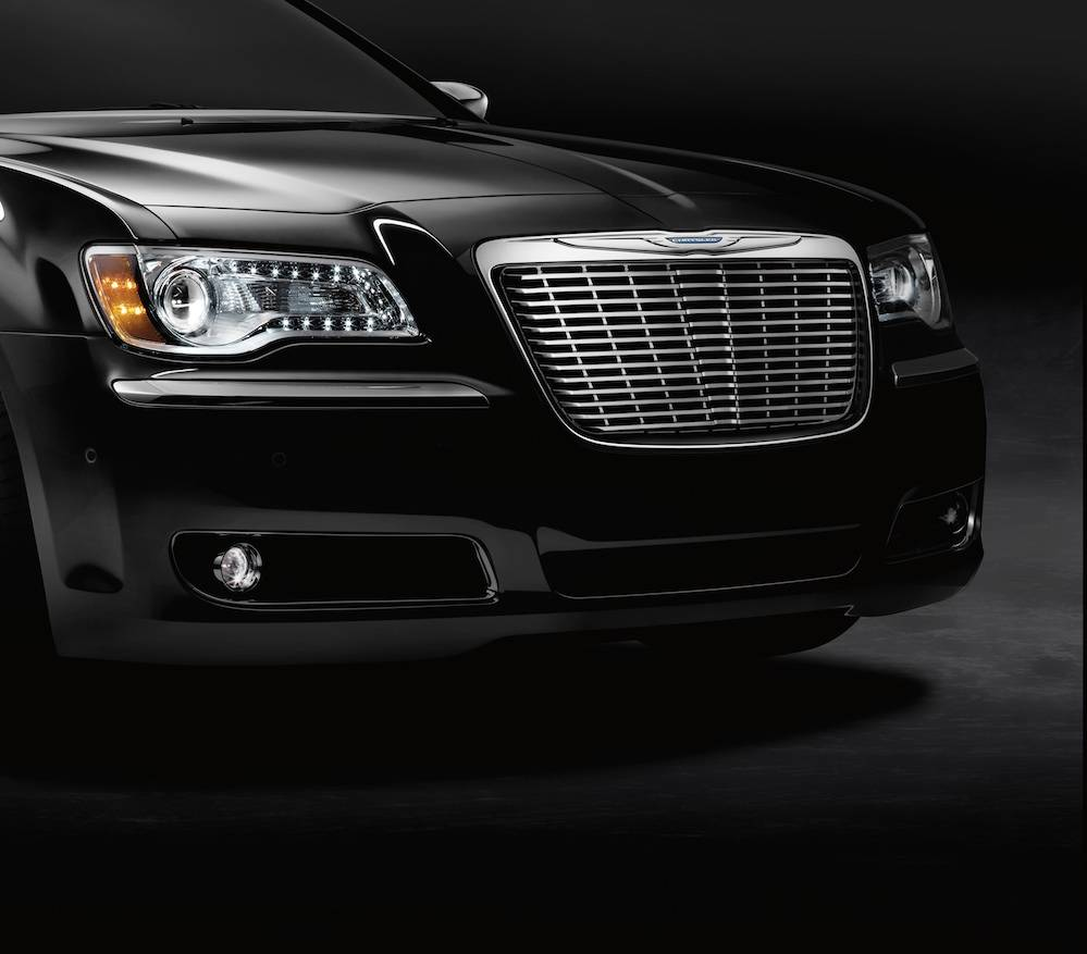 Chrysler 300: Chrysler Grilles 2011 Chrysler 300