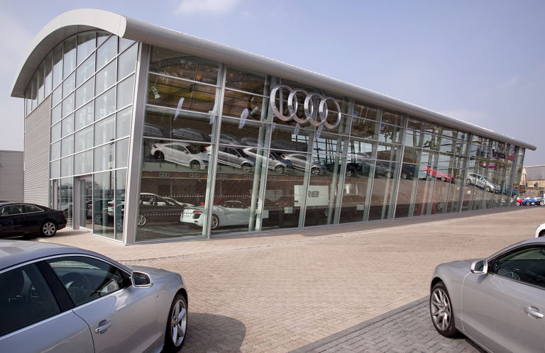 Audi dealer bristol specialist car and vehicle for Bristol motor mile dealerships