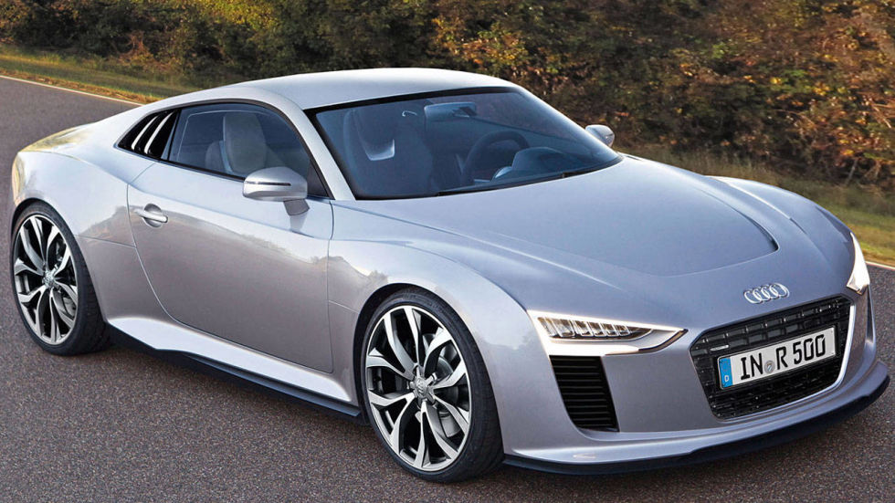 2014 Audi RS 5 - Information and photos - ZombieDrive