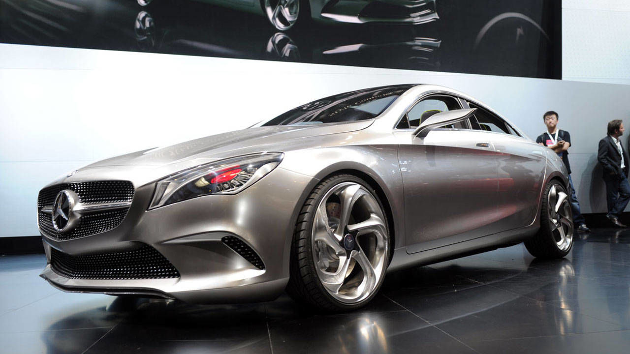MercedesBenz AClass AMG Sport 2013  pictures   Cars