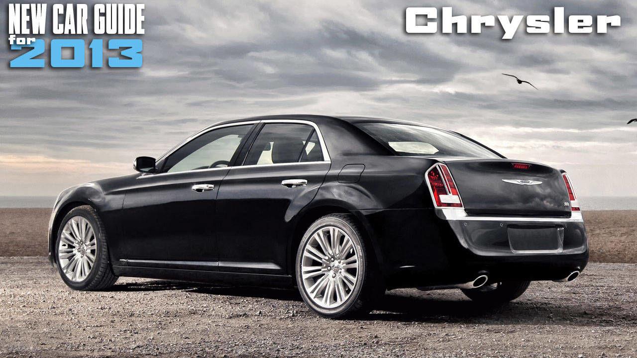 Crysler Cars: New Chrysler Models 2013