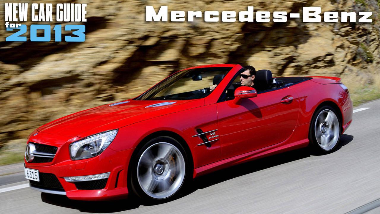 Mercedes benz cars 2013 new mercedes benz models 2013 for Mercedes benz suv models 2013