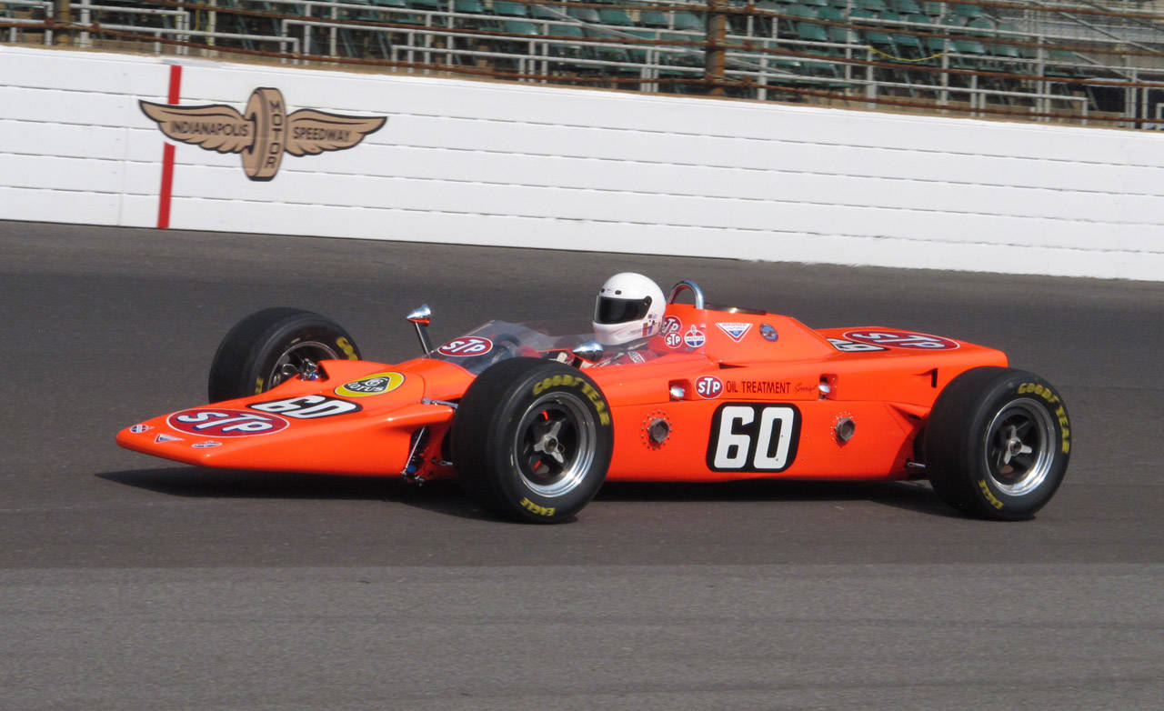 Indianapolis 500 Celebration Race – Trackside at Indy 2012