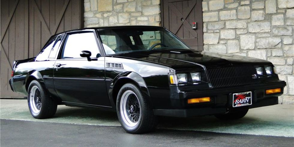 At $165K, meet the most expensive Buick GNX ever sold