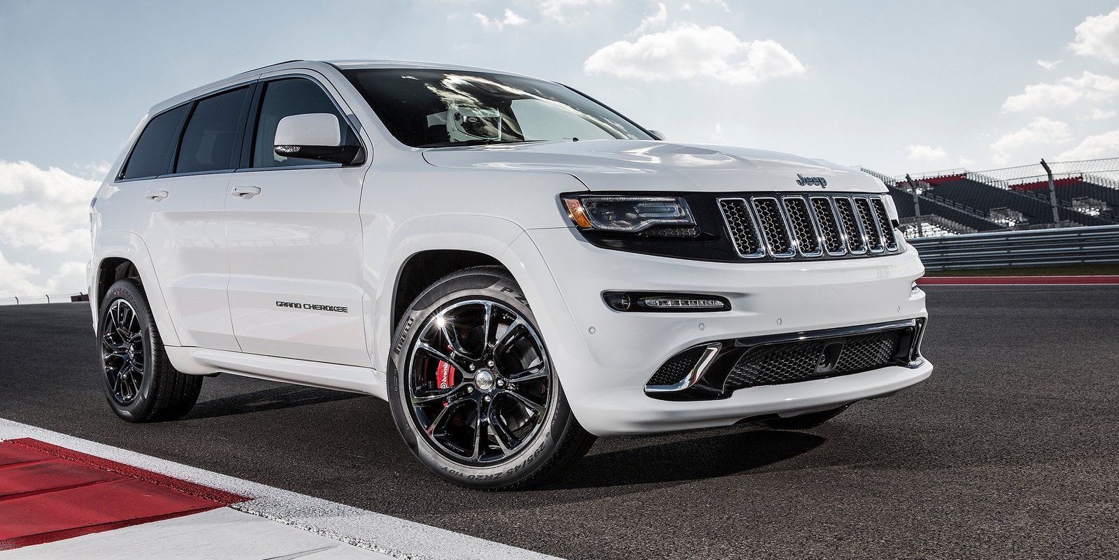 Jeep Grand Cherokee Hellcat Will Arrive in 2017