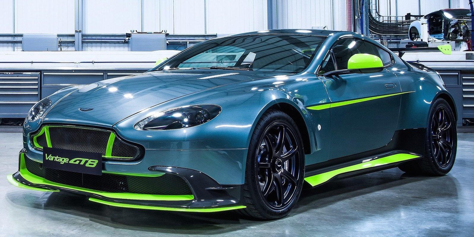 Aston Martin Vantage Cars For Sale