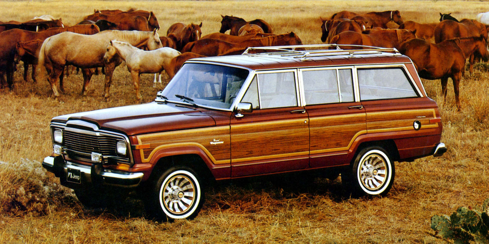 Jeep Grand Wagoneer Price