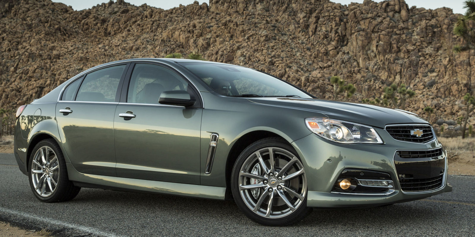 Chevy SS Discontinued - Chevrolet SS Stops Production in 2017