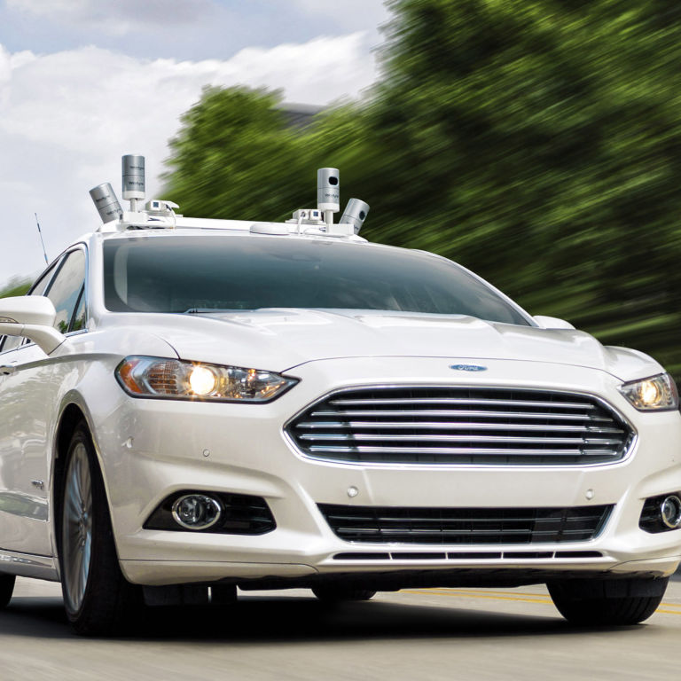 Ford Promises Fully Autonomous Cars by 2021