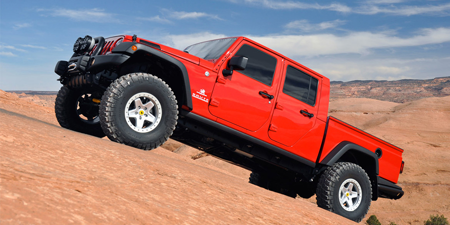 The Jeep Wrangler Pickup Is Going Out of Production Soon