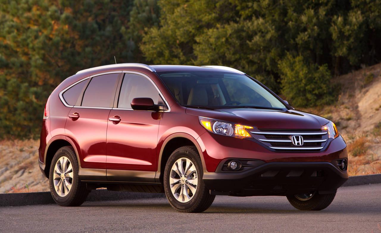 Photos: 2012 Honda CR-V
