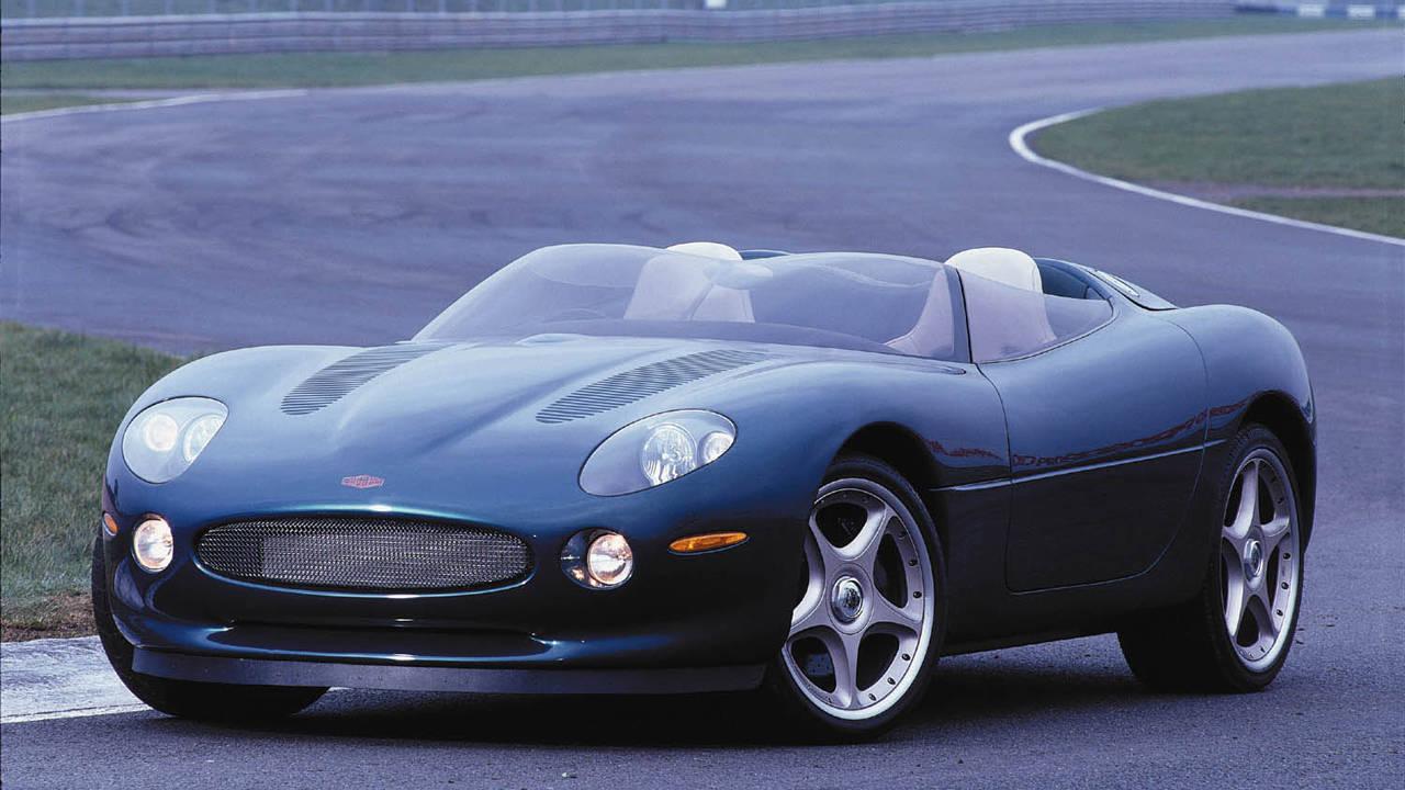 Jaguar XK 180 - Drive Flashback