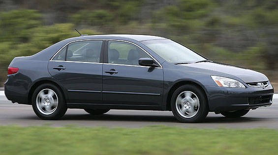 View the latest first drive review of the 2005 Honda ...
