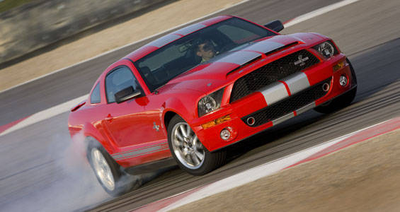 View the latest first drive review of the 2008 Ford Shelby ...