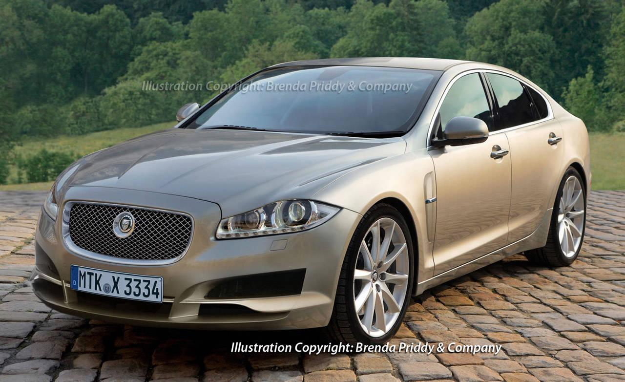 2013 Jaguar XS sedan - Future Jaguar XS Sedan