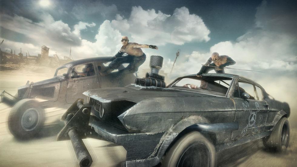 Resultado de imagem para Mad Max ps4 car